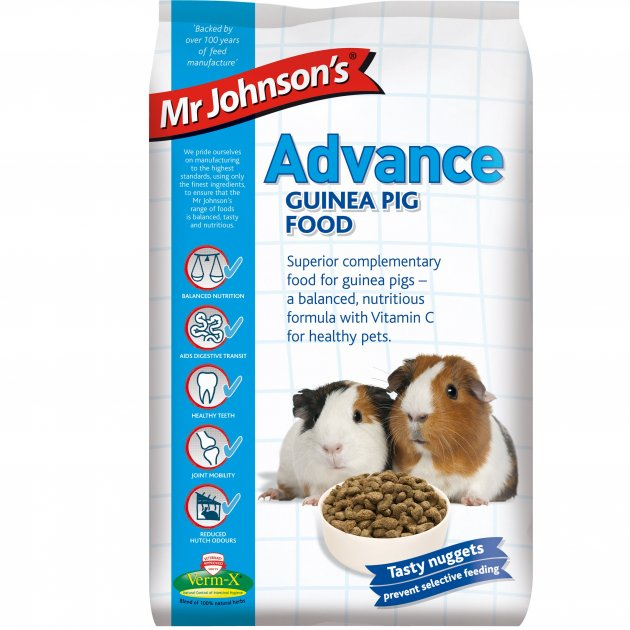 Mr Johnson Advance Guinea Pig (1.5kg)