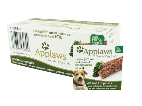 Applaws Pate with Lamb & Vegetables