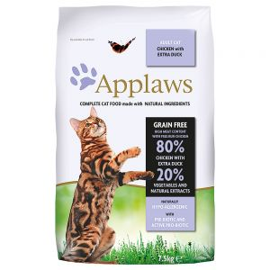 Applaws Adult Cat Chicken & Duck (2kg)