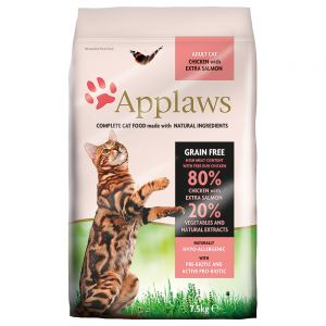 Applaws Adult Cat Salmon (2kg)