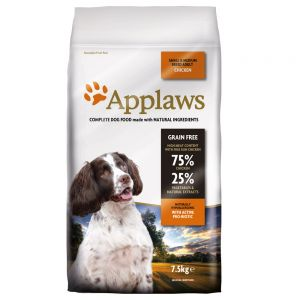 Applaws Small/Medium Chicken (7.5kg)