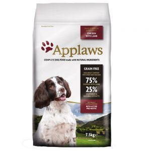 Applaws Small/Medium Lamb (7.5kg)