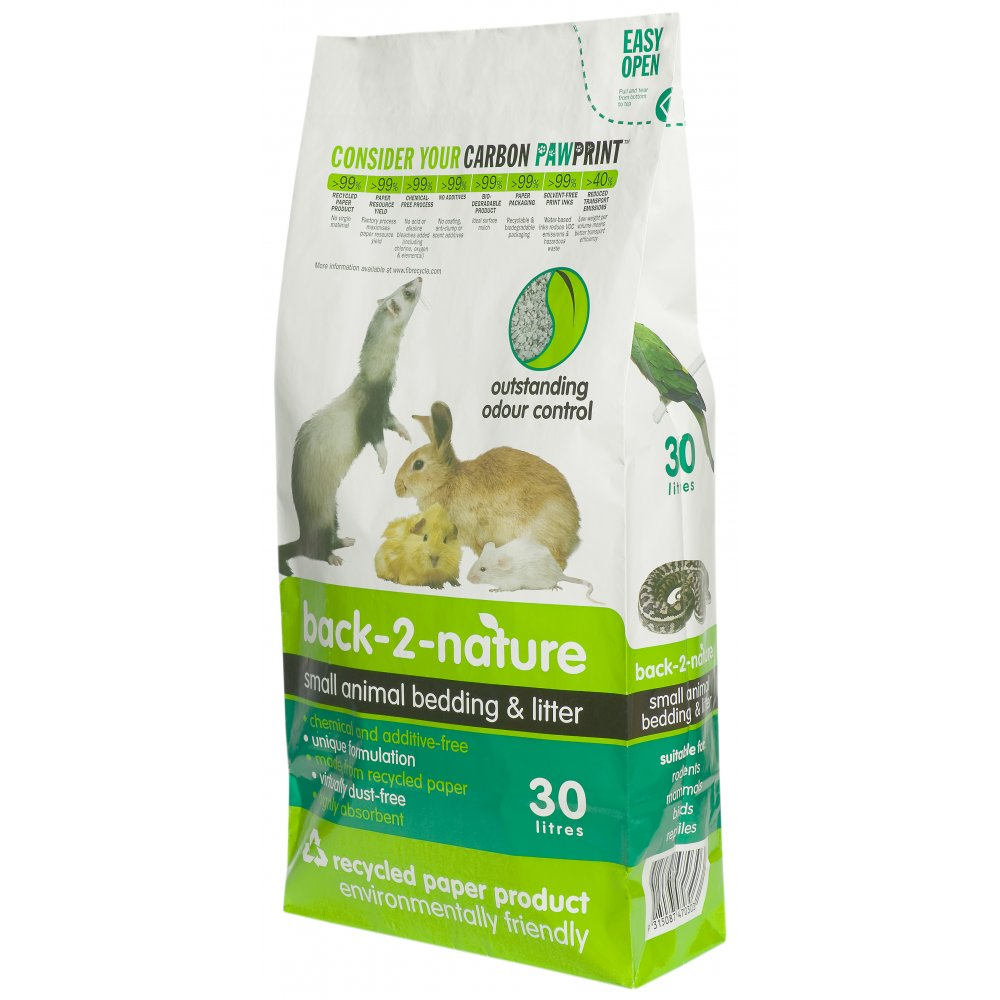 Back 2 Nature Bedding & Litter (30ltr)