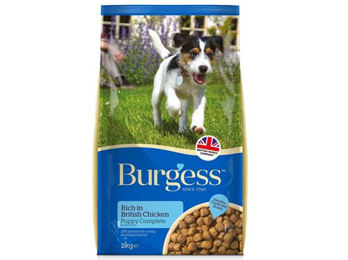 Burgess Puppy with Chicken (1.5kg)