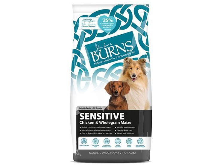 Burns Sensitive Chicken & Maize (6kg)