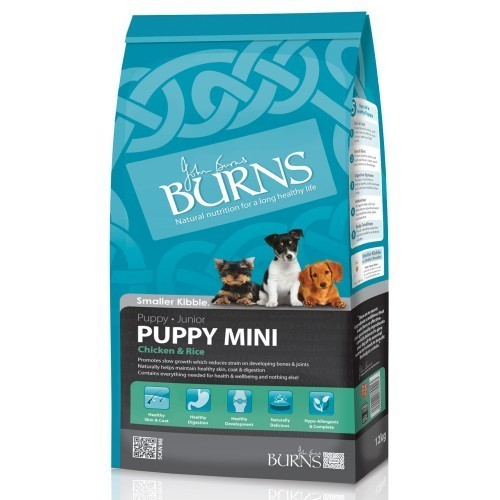 Burns Puppy Mini Chicken & Rice (2kg)
