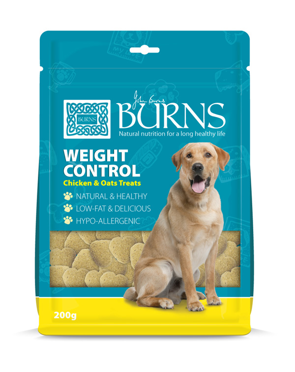Burns Weight Control Treats (200g)