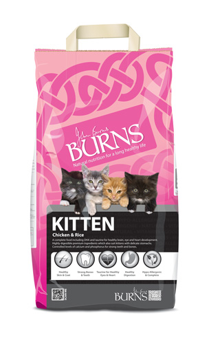 Burns Kitten Chicken (2kg)
