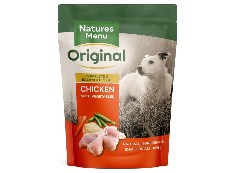 Natures Menu Pouch Chicken (8x300g)