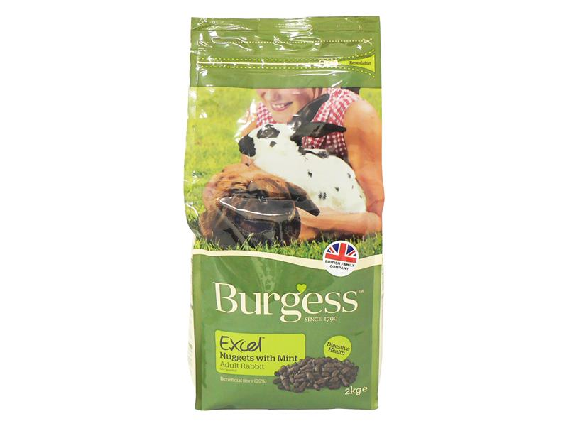 Excel Adult Rabbit with Mint (10kg)
