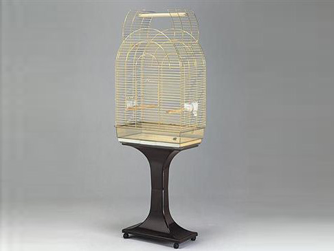 Rachele Cockatiel Bird Cage with Stand