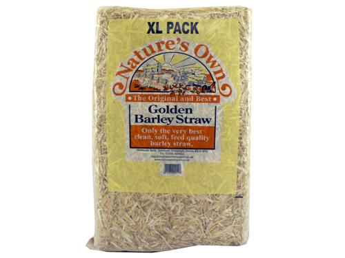 Nature's Own Golden Barley Straw (4kg)