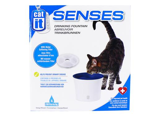 CATIT Water Fountain with Softening Filter