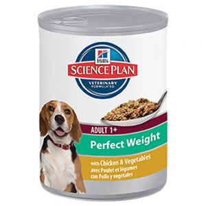 Hill's Dog Adult Perfect Weight (12x363g)