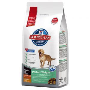 Hill's Dog Perfect Weight Large (12kg)