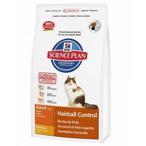 Hill's Cat Adult Hairball Control (5kg)