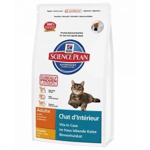 Hill's Cat Adult Indoor (4kg)