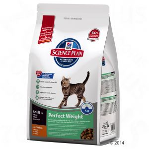 Hill's Cat Adult Perfect Weight (3kg)
