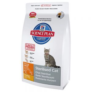 Hill's Cat Adult Sterilised Chicken (3.5kg)