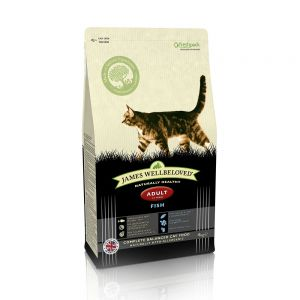 JW Adult Cat Fish & Rice (4kg)