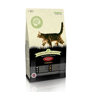 JW Adult Cat Turkey & Rice (1.5kg)