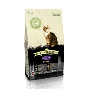 JW Senior Cat Turkey & Rice (1.5kg)