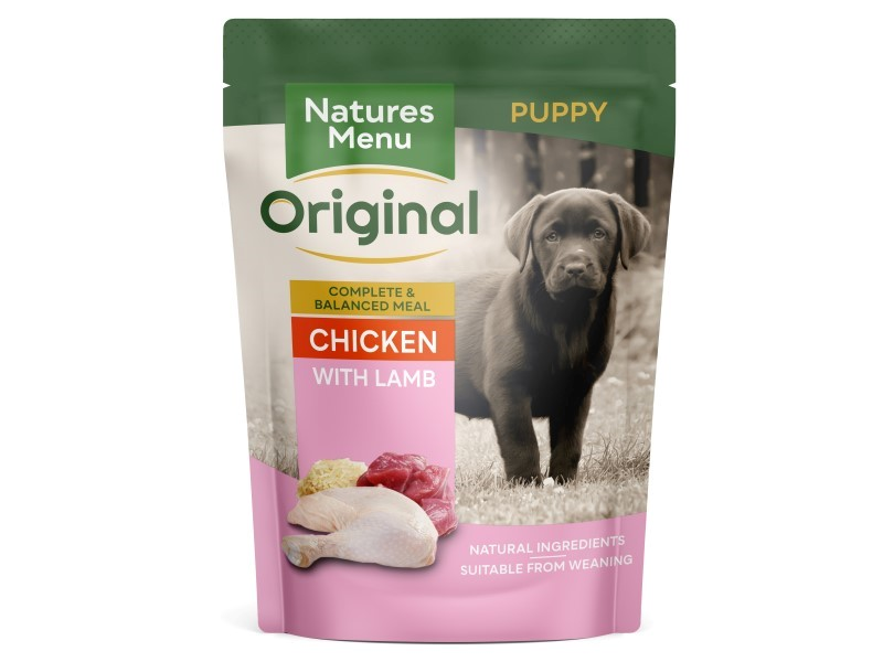 Natures Menu Pouch Junior (8x300g)
