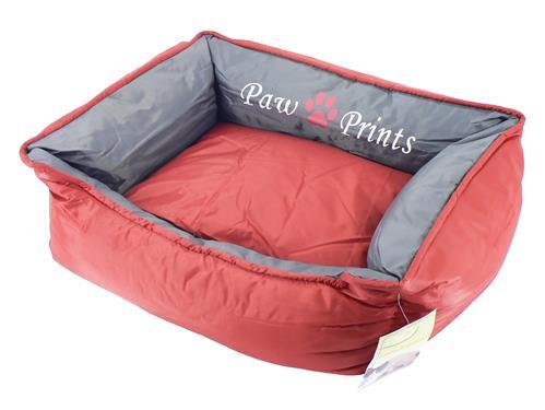 Kool Lounger Red Waterproof Bed