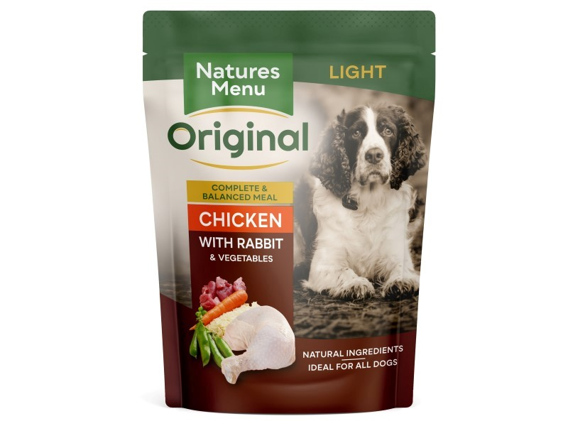 Natures Menu Pouch Chicken & Duck