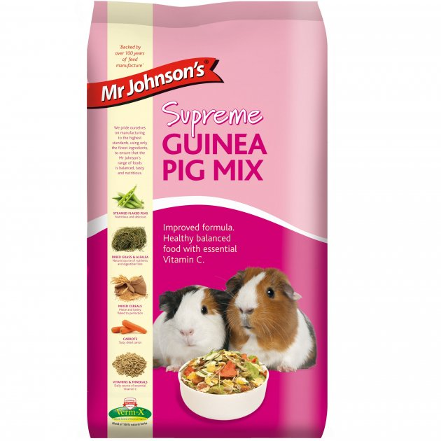 Mr Johnson Guinea Pig (15kg)