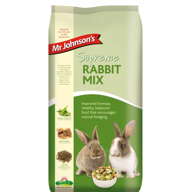 Mr Johnson Supreme Rabbit (15kg)