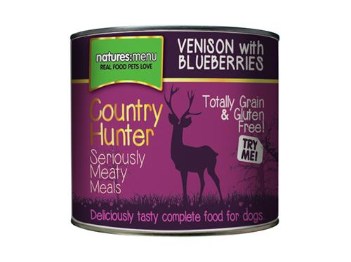 Natures Menu Country Hunter Wild Venison