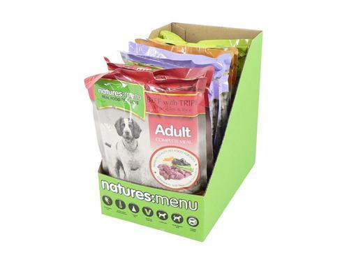 Natures Menu Pouch Multipack (8x300g)