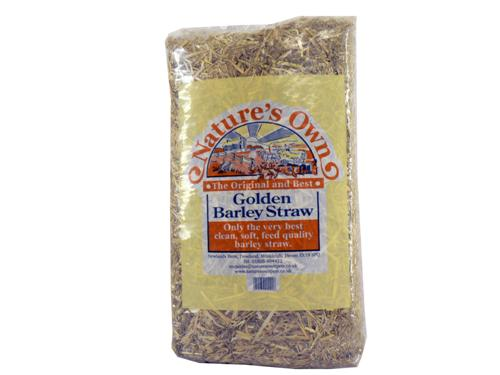 Nature's Own Golden Barley Straw (2kg)