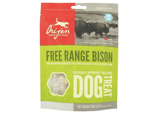 Orijen Dog Treats - Alberta Bison