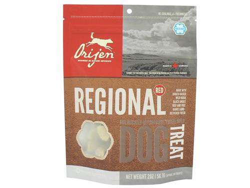 Orijen Dog Treats - Regional Red