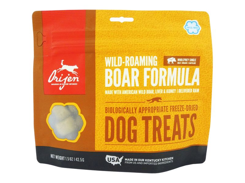 Orijen Dog Treats - Wild Boar