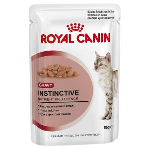 RC Cat Instinctive in Gravy (12x85g)