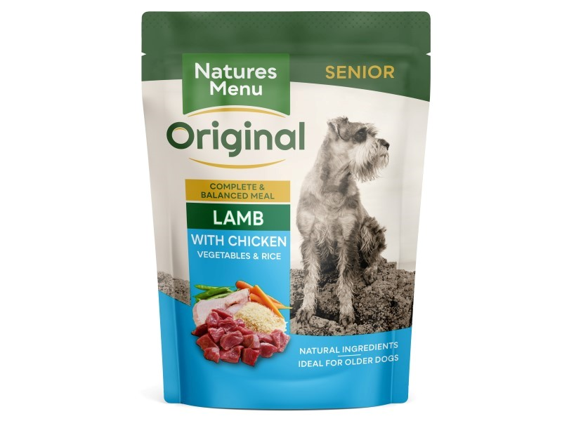 Natures Menu Pouch Senior (8x300g)