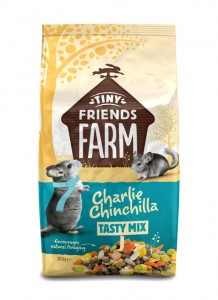 Charlie Chinchilla Tasty Mix (12.5kg)