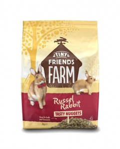 Russel Rabbit Tasty Nuggets (2kg)