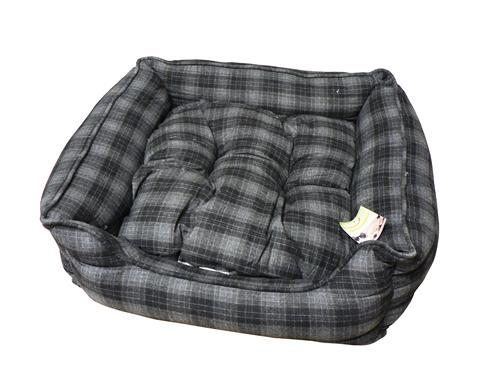 Country Comfort Black Lounger
