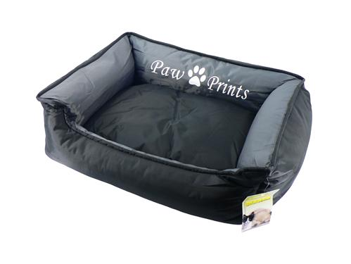 Kool Lounger Black Waterproof Bed