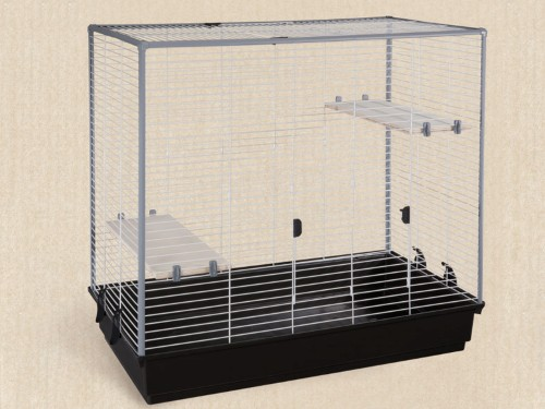 KELLY CHINCHILLA CAGE 3 LEVELS