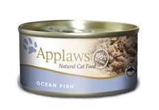 Applaws Cat Tin Ocean Fish (12x70g)