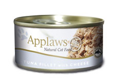 Applaws Cat Tin Tuna & Cheese (12x156g)