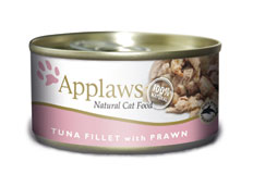 Applaws Cat Tin Tuna & Prawn (12x156g)