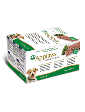 Applaws Pate Country Fresh Pate Multipack