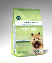 Arden Grange Mini Lamb & Rice (6kg)