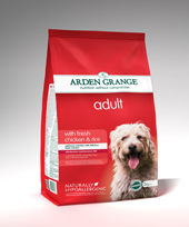 Arden Grange Chicken & Rice (12kg)